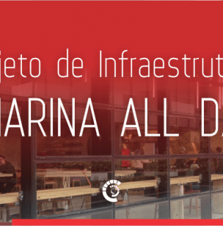 Projeto de Infraestrutura do novo restaurante Kharina – All Day