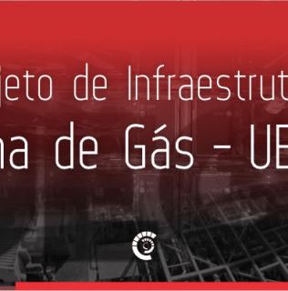 Projeto de Infraestrutura da Usina de Gás UEGA