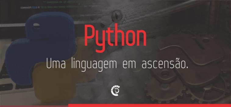 Python: uma linguagem de programação em ascensão