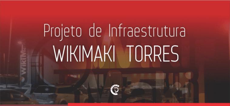 Projeto de Cabeamento Estruturado do WIKIMAKI TORRES