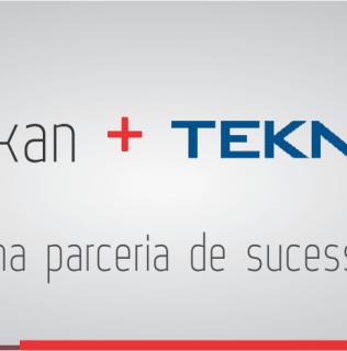 Arkan System e TEKNISA, uma parceria de sucesso para o mercado de alimentação!