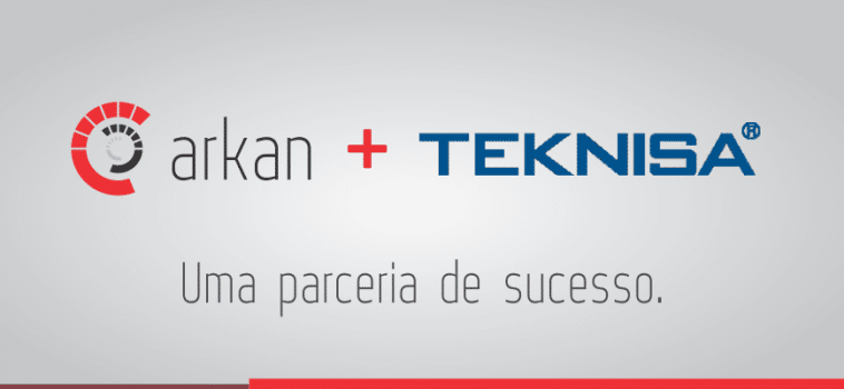 Arkan System e Teknisa, uma parceria de sucesso!