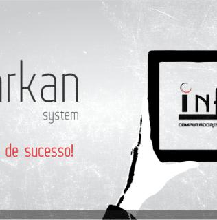 Arkan System e INFO7, uma parceria de sucesso para o fornecimento de equipamentos!