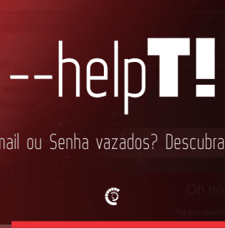 Help TI – Descubra Senhas e E-mails vazados na Web